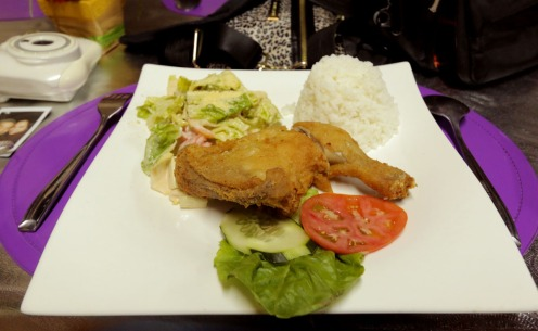 Masferre Fried Chicken PHP 120.00