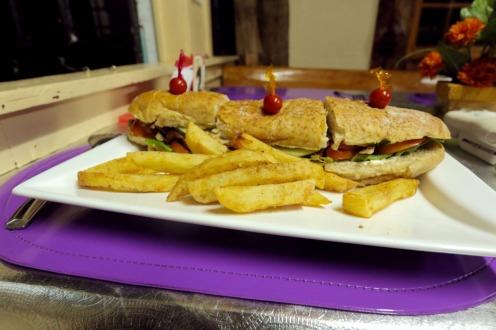 BLT Sandwich PHP 130.00