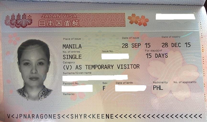 Madical Certificate For Visa In Japan 60