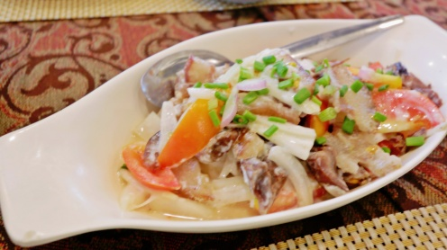 Seafood and Gamet PHP 265.00