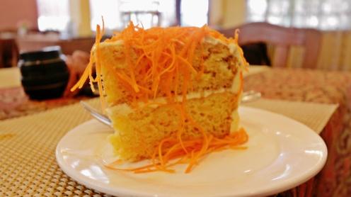 Carrot Cake PHP 100.00 / slice